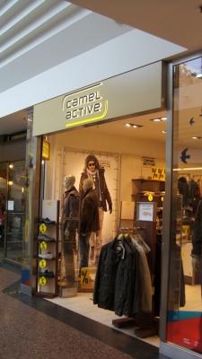 Camel Active Store ▷ Textil, Bekleidung Einzelhandel in
