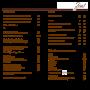 CAFÉ ZIMT - Zimt Speisekarte