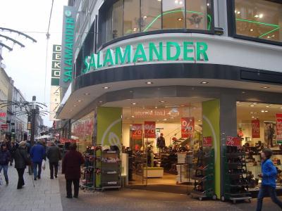 Salamander Schuhhandelsgesellschaft mbH ▷ in Mainz Altstadt