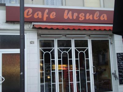 Café Ursula Café In Neuwied Heddesdorfer Berg