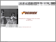 Website von Fucotex GmbH & Co.KG