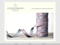 Website von Atelier Hermsen e.K. Inhaber Rüdiger Kumpe