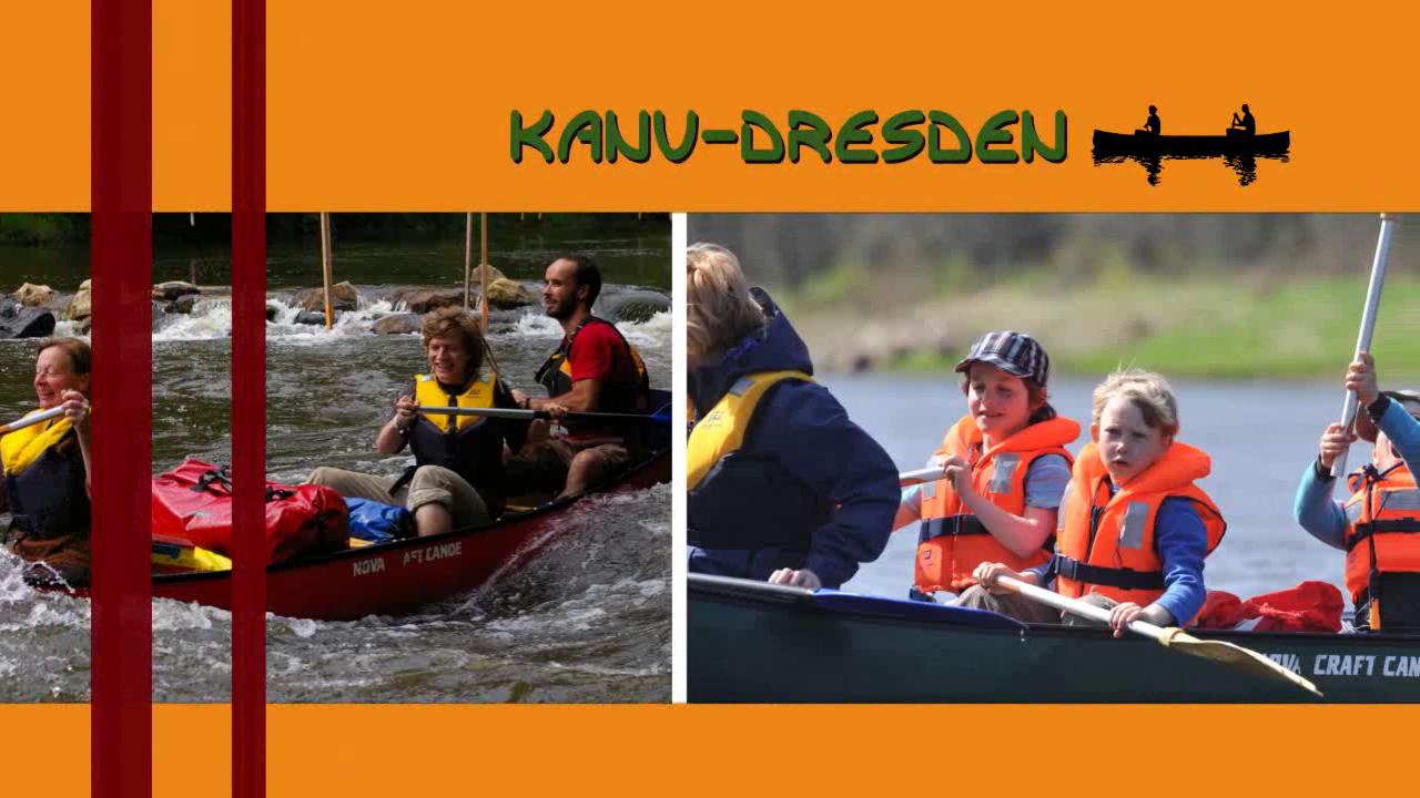KANU DRESDEN - Kanuvermietung