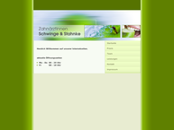 Website von Stahnke Zahnarztpraxis Kerstin