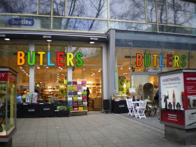 Butlers josten handel franchise gmbh co kg in 10719 for Butlers gmbh co kg