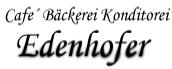 Edenhofer Stefan Bäckerei Konditorei