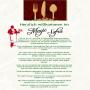 Restaurant Magic Sofra - karte