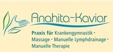Anahita Physiotherapiepraxis Zahra Ide-Kaviar