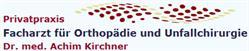 Dr. med. Achim Kirchner