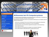 Website von Peter Sontheimer Computersysteme