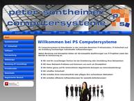Website von Peter Sontheimer Computersysteme