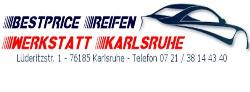 Bestprice-Reifen e.K. Werkstatt Karlsruhe