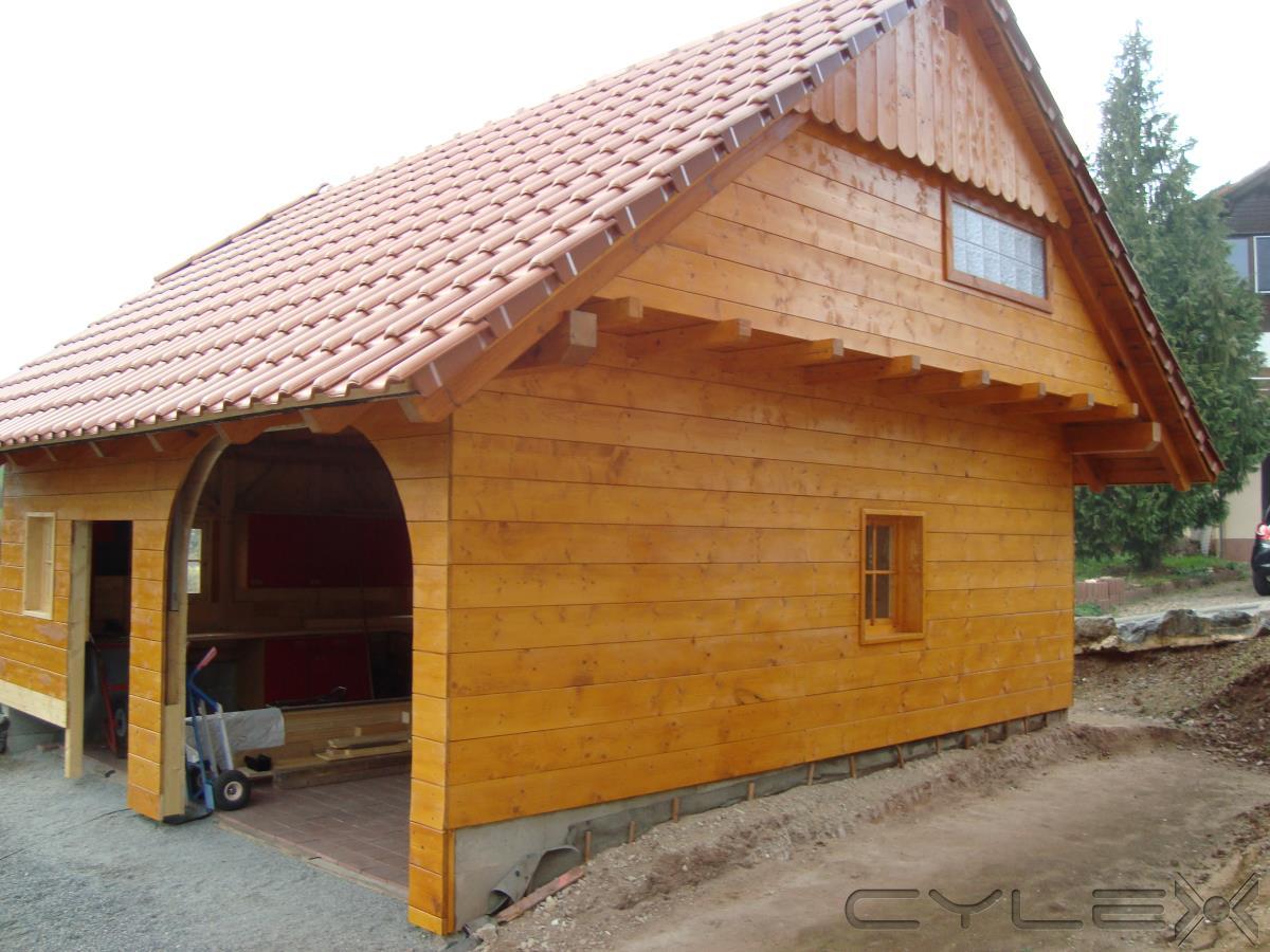 Carport beelitz holzbau montageservice in michendorf ot st cken ffnungszeiten - Carport foto ...