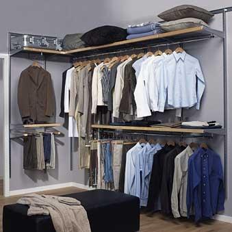 Begehbarer kleiderschrank regalsystem  Stilundtrend-Einrichtungen, Spezialbauunternehmen in Berlin ...