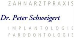DR. PETER SCHWEIGERT