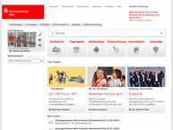 Website von Kreissparkasse Köln - Regional-Filiale Lechenich