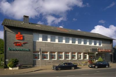 Münzzählautomat Sparkasse Köln