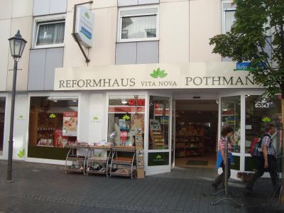 reformhaus pothmann bad neuenahr ahrweiler ffnungszeiten. Black Bedroom Furniture Sets. Home Design Ideas