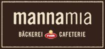 Mannamia Backerei & cafeterie