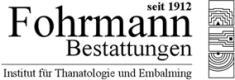 Fohrmann Bestattungen
