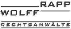 Wolff | Rapp Rechtsanwälte
