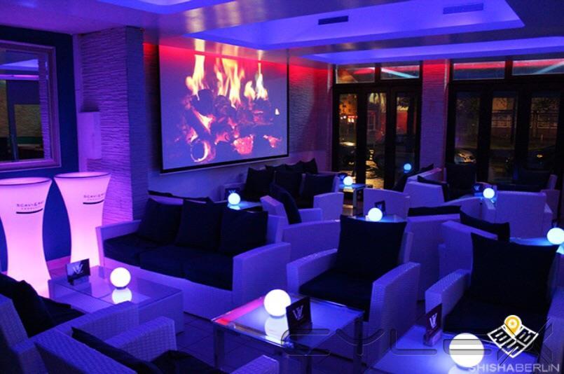 White Lounge Cocktail - Shisha Bar - Berlin / Schöneberg