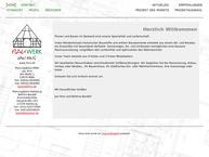 Website von Bauwerk Architekten und Ingenieur GmbH & Co. KG