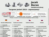 Website von Jacek Boron Handelsvertretung