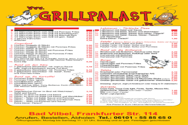 Zahra Ramazani Mamonieh Grillpalast, Gaststätten, Restaurants in Bad ...