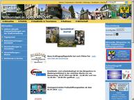 Website von Bauer Wolf Finanzmakler