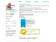 Website von Roman Tschistik, Hausarztpraxis, Allgemeinmedizinpraxis, Facharzt für Allgemeinmedizin