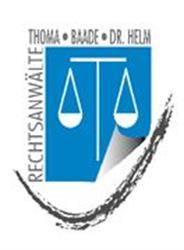 Anwaltskanzlei Thoma, Baade, Dr. Helm & Kollegen GbR