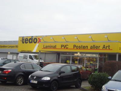 Tedox kg filiale m lheim k rlich depot ffnungszeiten for Lampen tedox