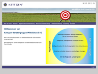 Website von Kettgen GmbH