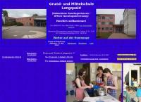 Website von Haupt- u. Grundschule Langquaid