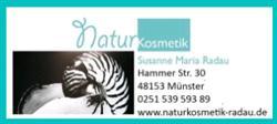 Naturkosmetik Susanne Maria Radau
