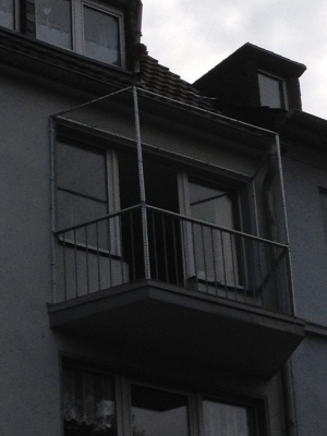 katzennetz ohne bohren fenster gel nder f r au en. Black Bedroom Furniture Sets. Home Design Ideas