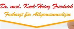 Dr. med. Karl-Heinz Friedrich Facharzt für Allgemeinmedizin
