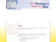 Website von Paintinger Robert Heizungsbau