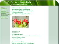 Praxis Dr Fuchs Akupunkteure In Bremen Hulsberg Offnungszeiten