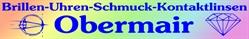 A. Obermair Optik - Uhren - Schmuck Augenoptik