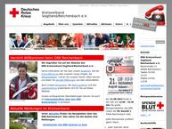 Website von Deutsches Rotes Kreuz, Kreisverband Vogtland/ Reichenbach e.V.