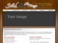 Website von Silah Massagen & Wellness