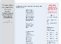 Website von Fuchs & Steinau GbR Sicherheitsfachgeschäft