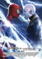 The Amazing Spider-Man 2: Rise of Electro 3D poster