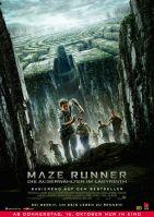 The Maze Runner - Die Auserwählten im Labyrinth poster