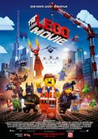The Lego Movie 3D poster