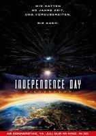 Independence Day: Wiederkehr 3D poster