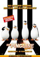 Die Pinguine aus Madagascar 3D poster