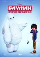 Baymax - Riesiges Robowabohu 3D poster